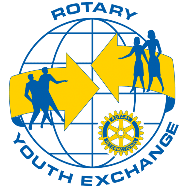 Logo for Rotary YEP